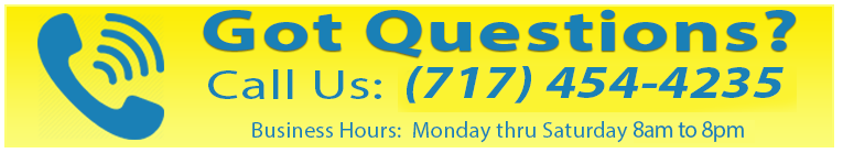 If you have any questions, please call Hains Dry Carpet Cleaning at 717-454-4235