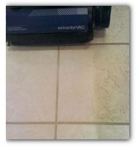 tile and grout cleaning - by Hains Carpet Cleaning