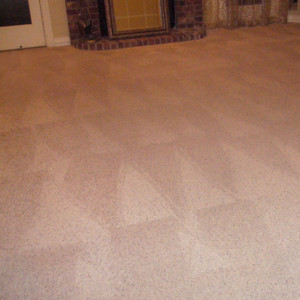 Amarillo dry carpet cleaning - carpet cleaning - dry organic carpet cleaning power after