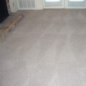 Amarillo Dry Carpet Cleaning - dry carpet cleaning sample